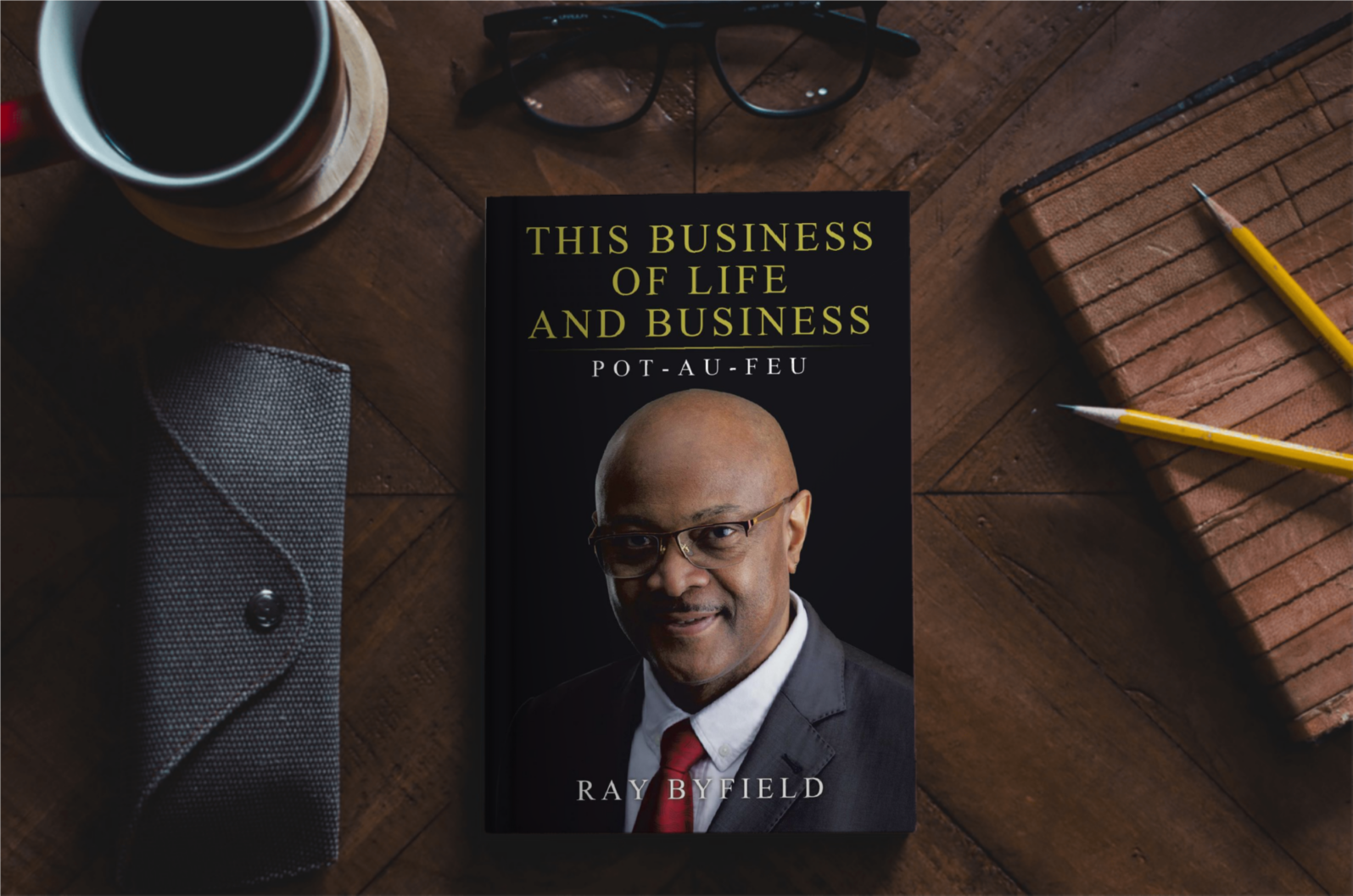 Celebrate the Launch of Ray Byfield's First Book!